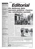 Les nostres vides o els seus beneficis - Revista Catalunya - Page 3