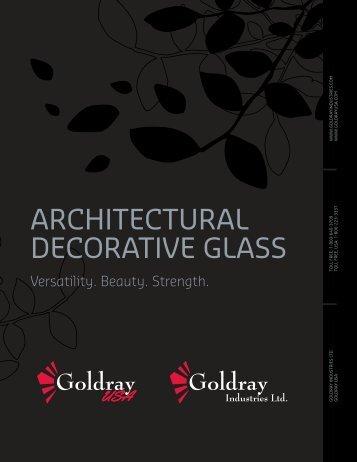 architectural decOrative Glass - Seattle Glass Block