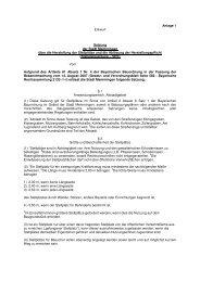 Anlage 1 Entwurf Satzung der Stadt Memmingen über die ...