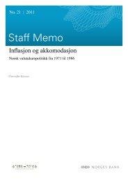 Christoffer Kleivset (2010) - Norges Bank