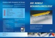 Download Prospekt Alu-Kofferliege - Menger GmbH Metallbau