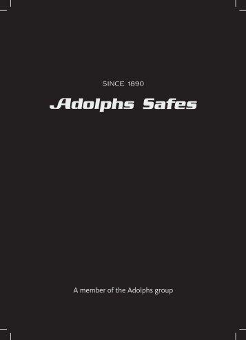Adolphs – safe for life!
