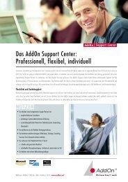 NutzeN - AddOn Systemhaus GmbH