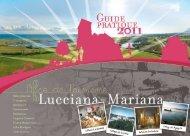 Brochure 2011 - Office de tourisme Lucciana Mariana