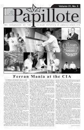 Ferran Mania at the CIA