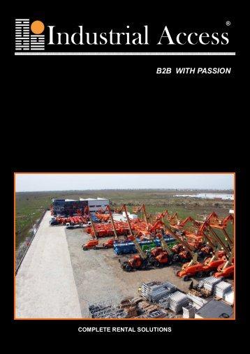 Catalog IA 2012 - Industrial Access SA