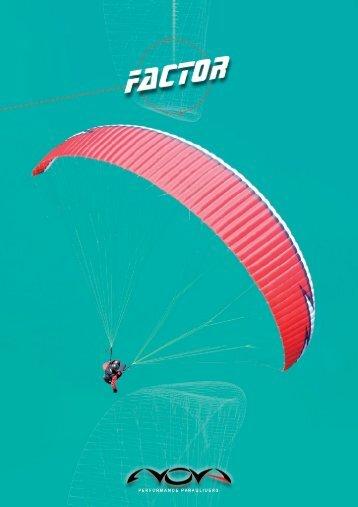 NOVA FACTOR - Nova Paragliding