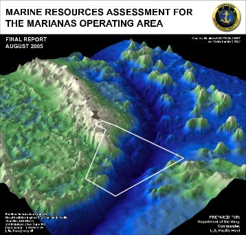 Marine Resources Assessment for the Marianas Operating ... - SPREP