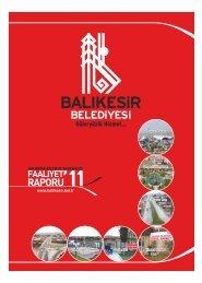 Faaliyet Raporu - Balıkesir Belediyesi