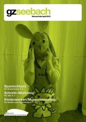 Spanischkurs Schreib–Workshop Kinderwerken/Museumsausflug