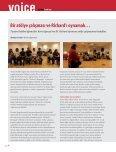 Başarılı bir yılın ardından... - koç özel lisesi mezunlar derneği - Page 6