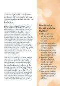 Patientens bästa knep mot trycksår, undernäring och fall - Page 5
