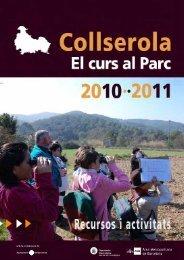CURSALPARC2011.qxd (Page 1) - Parc de Collserola
