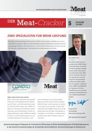 DER Meat-Cracker - Meat Cracks