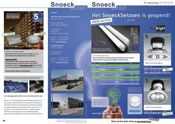 Snoeck ELECTRO Snoeck ELECTRO - Snoeck-EG