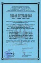 Kumpulan Sertifikat PPM Tri Kartika Handayani, M.Pd. - Staff UNY ...