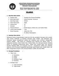 10-Silabus SEM PEP S3.pdf - Staff UNY - Universitas Negeri ...