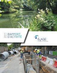 rApport d'Activité 2011 - siarv