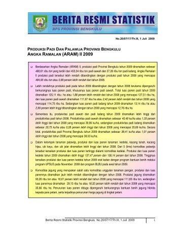 disni - BPS Provinsi Bengkulu