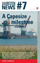 Issue No. 7, September 2007 - J. Lauritzen