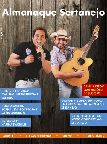 baixar versão do Almanaque Sertanejo - Agitossp.com.br