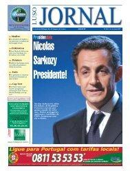 Presidenciais - Luso Jornal
