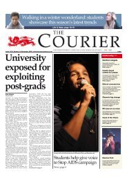 Issue 1199 - The Courier
