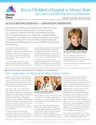 BeneFlex - Mount Sinai School of Medicine
