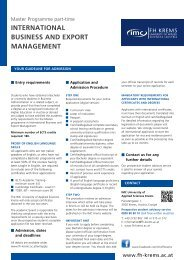 International Business and Export Management Part
