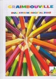 bulletin annuel 2012 - Graimbouville