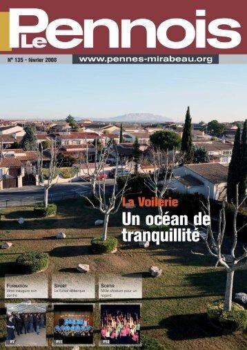 Un océan de tranquillité - Pennes-Mirabeau
