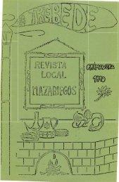 Número 18 - Mayo 1990 - Mazariegos