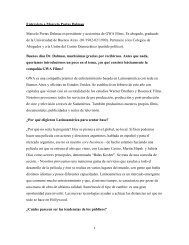 Entrevista a Marcelo Portas Dalmau Marcelo Portas Dalmau es ...