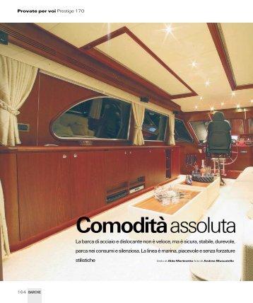 scarica l'articolo in pdf - Antema Yachting