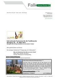 Intertextile Shanghai Home Textiles - Spring Edition 2013