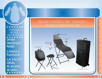 CATALOGO MYLLAN VOYAGER II - MODELO DE ... - myllan products
