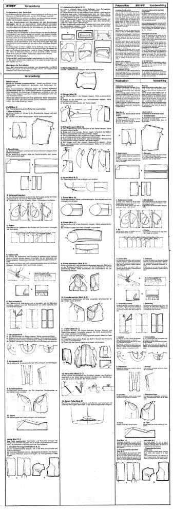 21157 Vorbereitung 2 Leistentasche (Mod B c ... - PrintSew