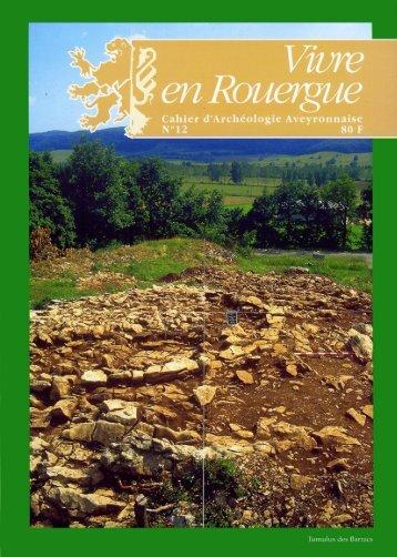 Cahier archéologique n°12