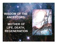 to download the accompanying PDF slideshow - Leslene della-Madre