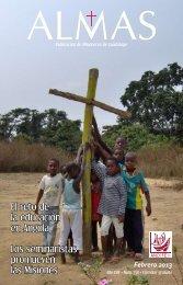 Almas, febrero 2013 - Almas - Misioneros de Guadalupe