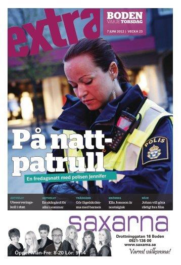 Varmt välkomna! - Tidningen Extra