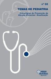 Estratégias de Prevenção da Alergia Alimentar - Sociedade ...