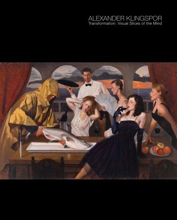 ALEXANDER KLINGSPOR - Albemarle Gallery