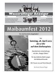 Nr. 8 18. April 2012 - Museen in Aalen