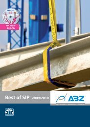 Best of SIP 2009/2010 - ABZ Handels GmbH