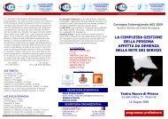 AGE VENETO_teatroNuovo - Associazione Geriatri Extraospedalieri