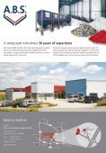 Flexible solutions for PLASTICS - A.B.S. Silo - Page 3