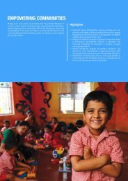 empowering communities report - Sesa Goa