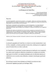 Los Bosques de Costa Rica - Asociación de Voluntarios para el ...