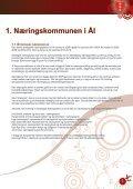 Strategisk Næringsplan 2013-2016 - Ål kommune - Page 3